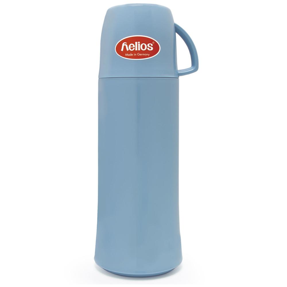 helios ヘリオス エレガンス 750ml アイスブルー elegance 卓上魔法瓶 ガラス魔法瓶  魔法瓶 ポット ガラスポット