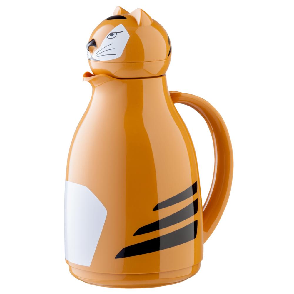helios ヘリオス サーモタイガー 魔法瓶 ポット 卓上魔法瓶 ガラス魔法瓶  ガラスポット