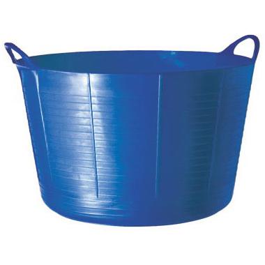 タブトラッグス TUBTRUGS XLサイズ ブルー 青 75L カゴ 籠 ケース FAULKS&COX