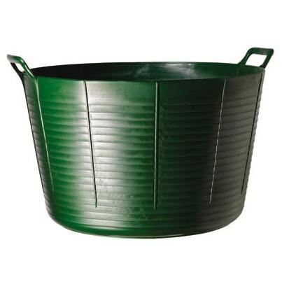タブトラッグス TUBTRUGS XLサイズ グリーン 緑 75L カゴ 籠 ケース FAULKS&COX