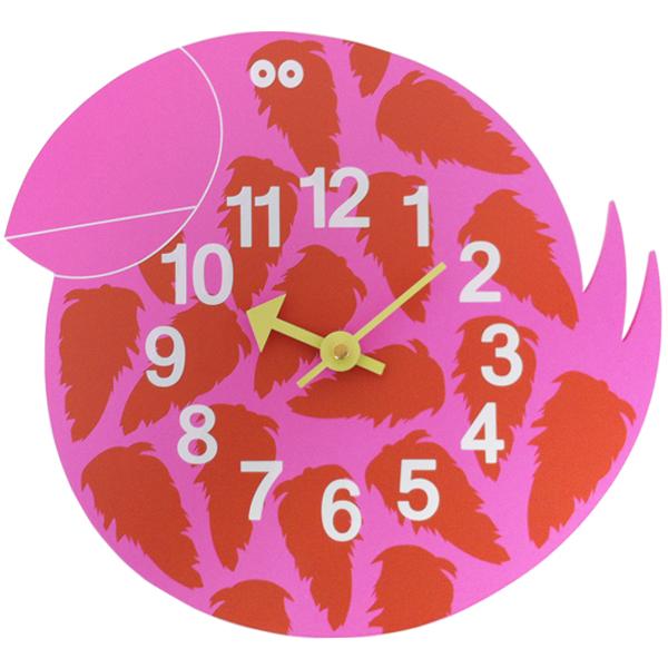 ジョージ・ネルソン ズータイマークロック バード タルラザトゥーカン 鳥 ZooTimerClock 正規ライセンス版 時計