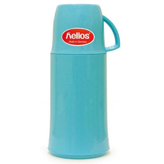 helios ヘリオス エレガンス 250ml アクアブルー elegance 魔法瓶 ポット ドイツ 卓上魔法瓶 ガラス魔法瓶  ガラスポット