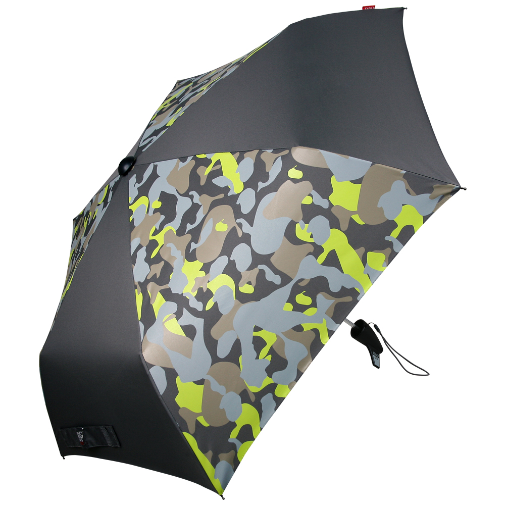 オフェス 傘 OFESS ofess エアーオフェス カモフラージュ AIR OFESS UV 折りたたみ傘 折り畳み傘 折畳