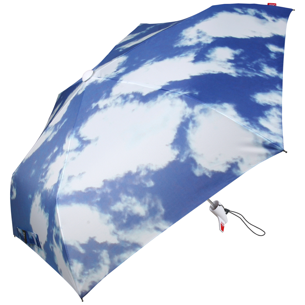 オフェス 傘 OFESS ofess エアーオフェス スカイ AIR OFESS UV 折りたたみ傘 折り畳み傘 折畳