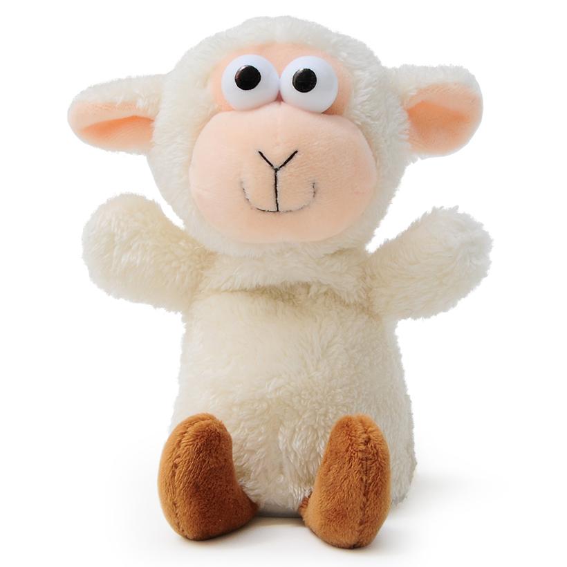 マイムフレンズ Mime Friends シープ 羊 ひつじ ヒツジ かわいい ぬいぐるみ おもちゃ オウム返し ものまね Sheep