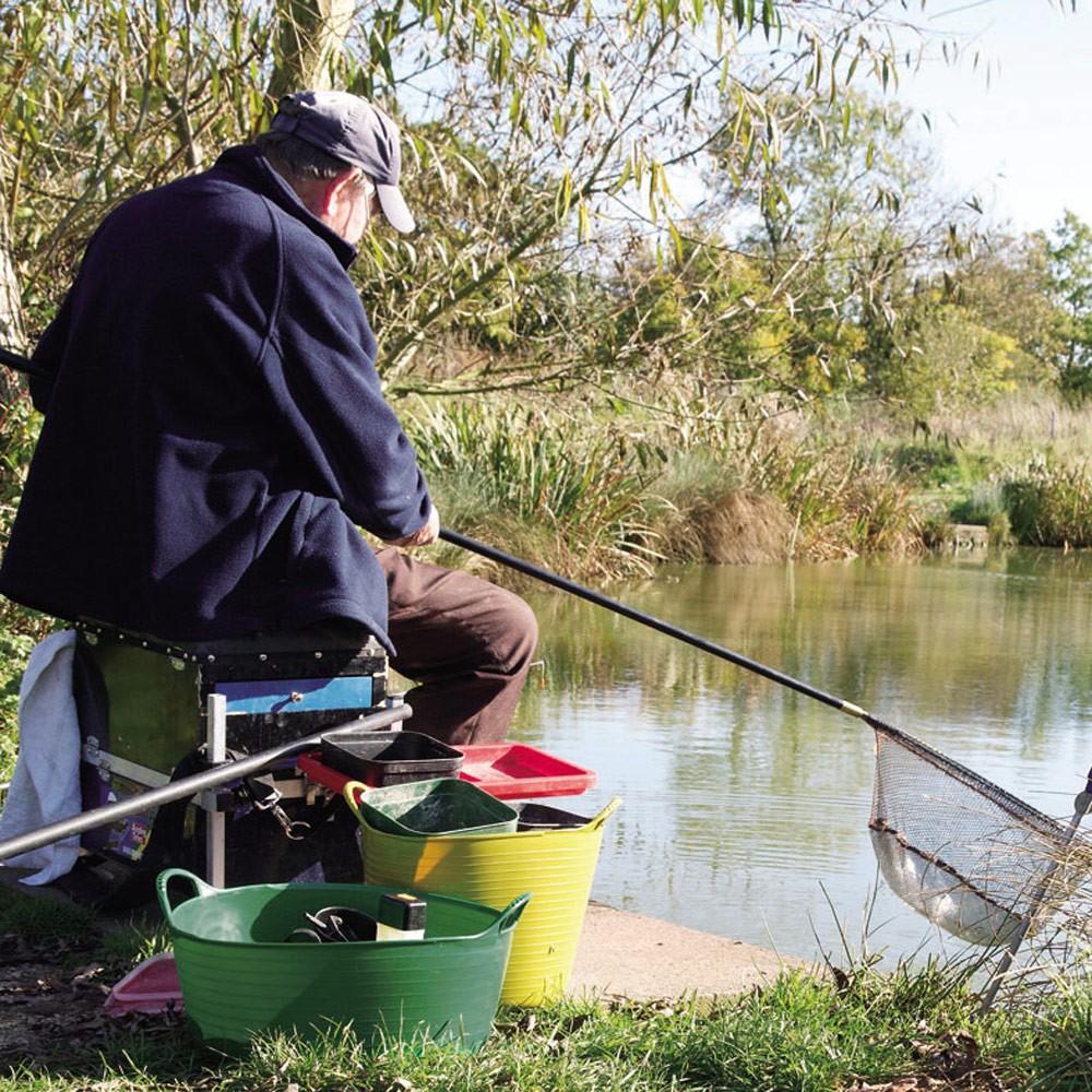 タブトラッグス TUBTRUGS シャロウ シャロー スカイブルー 水色 バケツ 桶 洗い桶 カゴ FAULKS&COX