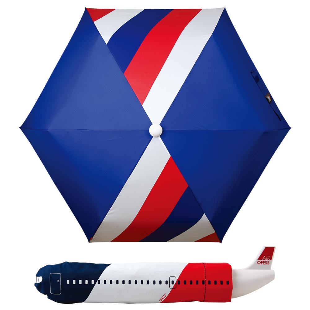 オフェス 傘 OFESS ofess エアーオフェス フランス AIR OFESS UV 折りたたみ傘 折り畳み傘 折畳