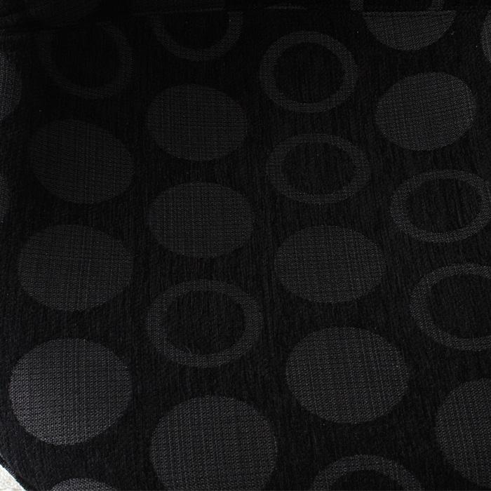 イームズ DSW ファブリック ブラック グレー シェルチェア ダイニングチェア