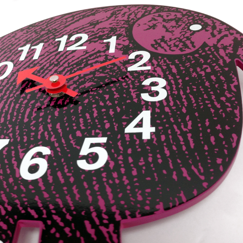 ジョージ・ネルソン ズータイマークロック ズータイマークロック ぞう エリフザエレファント 正規ライセンス版 エレファント ぞうさん 象 ZooTimerClock 時計