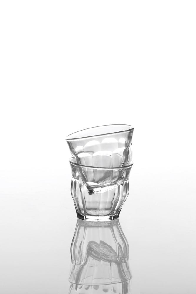 デュラレックス DURALEX Tipsy MINI ティプシー ミニ グラス ほろよいグラス クリア