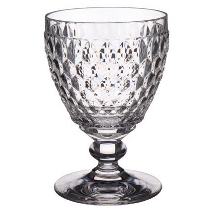 ビレロイ&ボッホ ワイングラス Villeroy&Boch ボストン クリア 220ml おしゃれ かわいい