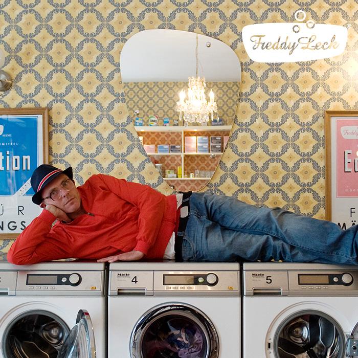 フレディレック freddy leck  FREDDY LECK sein WASH SALON ポールピンチ ポールペグ 6個 洗濯バサミ
