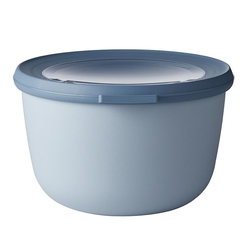 ロスティ メパル サーキュラ 保存容器 マルチ ボウル おしゃれ かわいい 1000ml ほぼ密閉 冷凍 レンジ レンジ対応 電子レンジ 冷蔵 食洗機 ノルディック ブルー CIRQULA