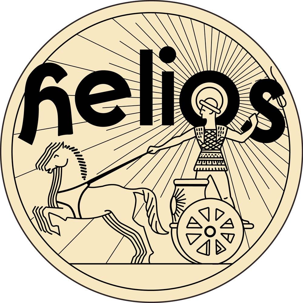 helios ヘリオス サーモキャット ブラック 魔法瓶 ポット 卓上魔法瓶 ガラス魔法瓶