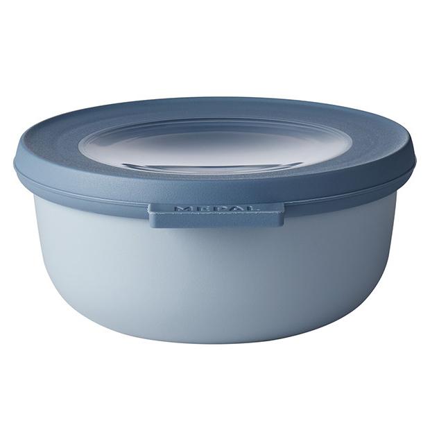 ロスティ メパル サーキュラ 保存容器 マルチ ボウル おしゃれ かわいい 350ml ほぼ密閉 冷凍 レンジ レンジ対応 電子レンジ 冷蔵 食洗機 ノルディック ブルー CIRQULA