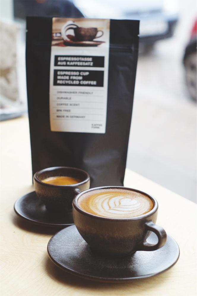 カフェフォルム コーヒーカップ ソーサー カプチーノ 200ml KAFFEEFORM おしゃれ かっこいい