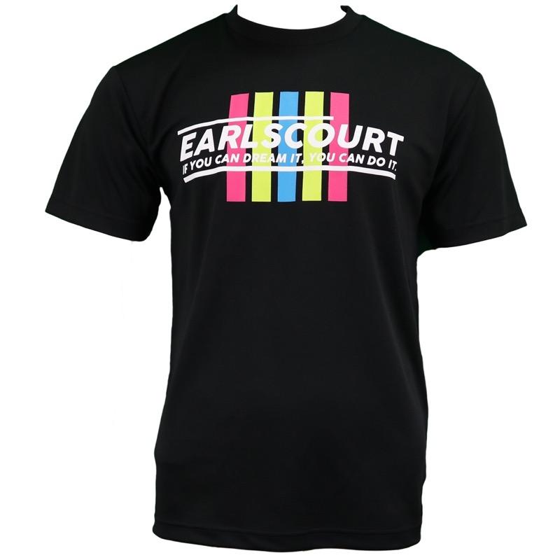 カラフルロゴプラTシャツ