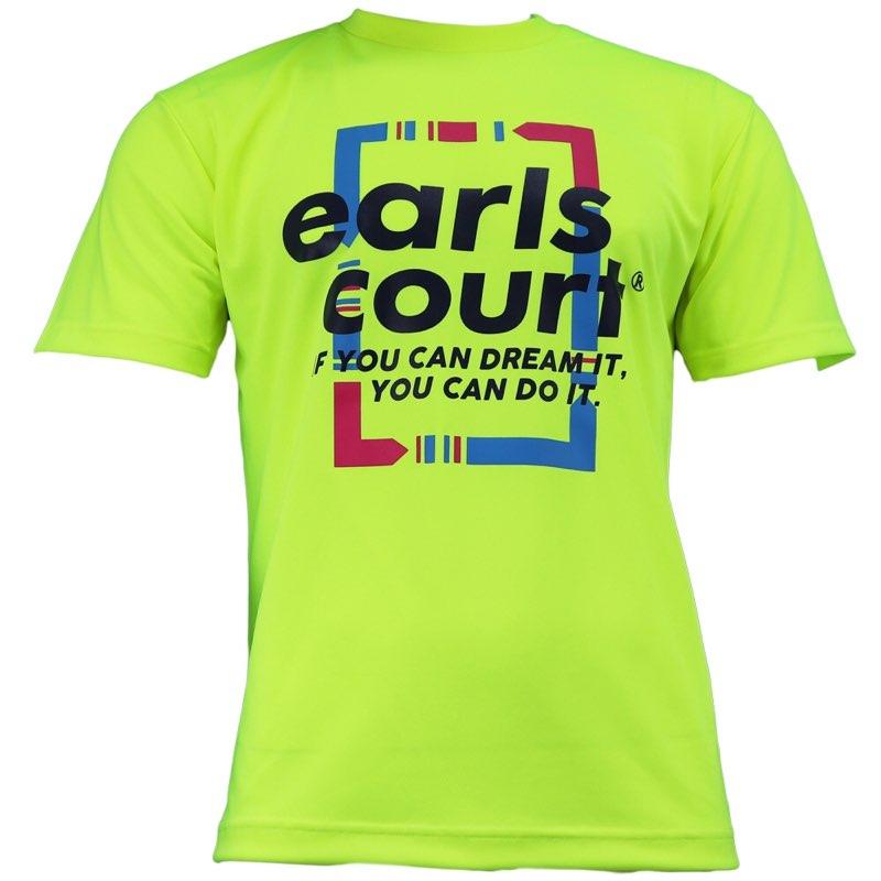 BIGロゴプラTシャツ【EARLSCOURT】アールズコート EC-S026