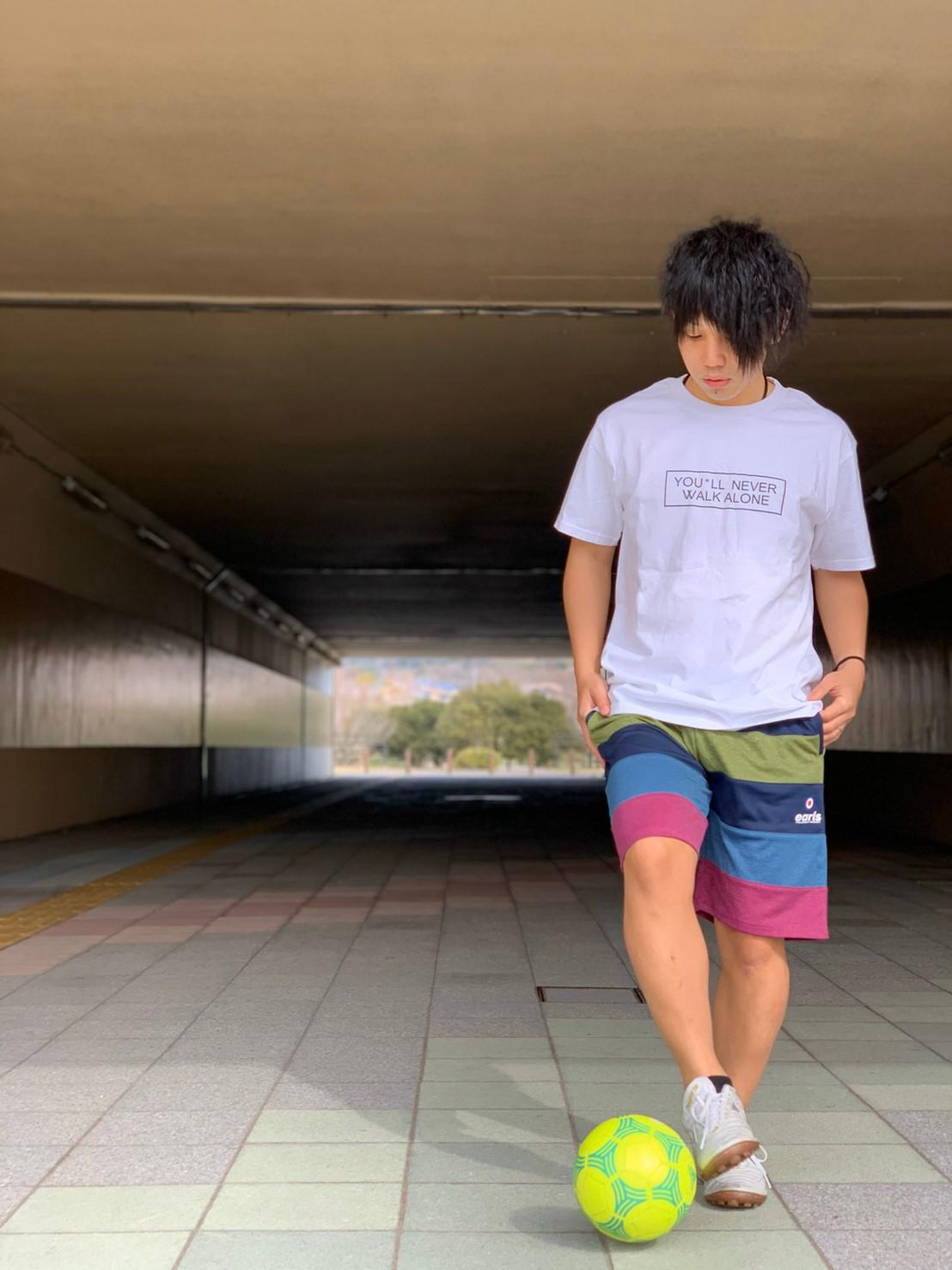 アンセムTシャツ【EARLSCOURT】アールズコート EC-T010