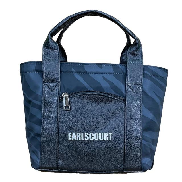 ゼブラトートバッグ【EARLSCOURT】 アールズコート EC-G007