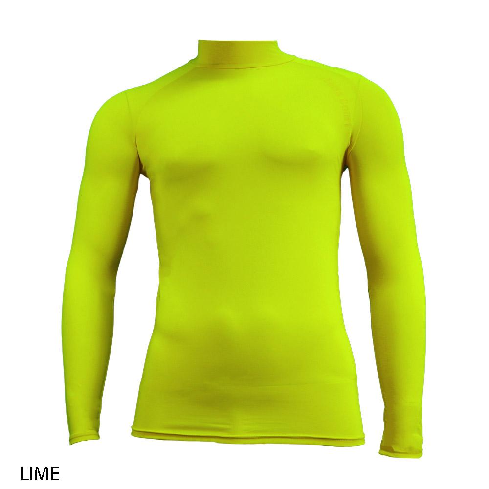 【ジュニアサイズ】ハイネックインナーシャツ