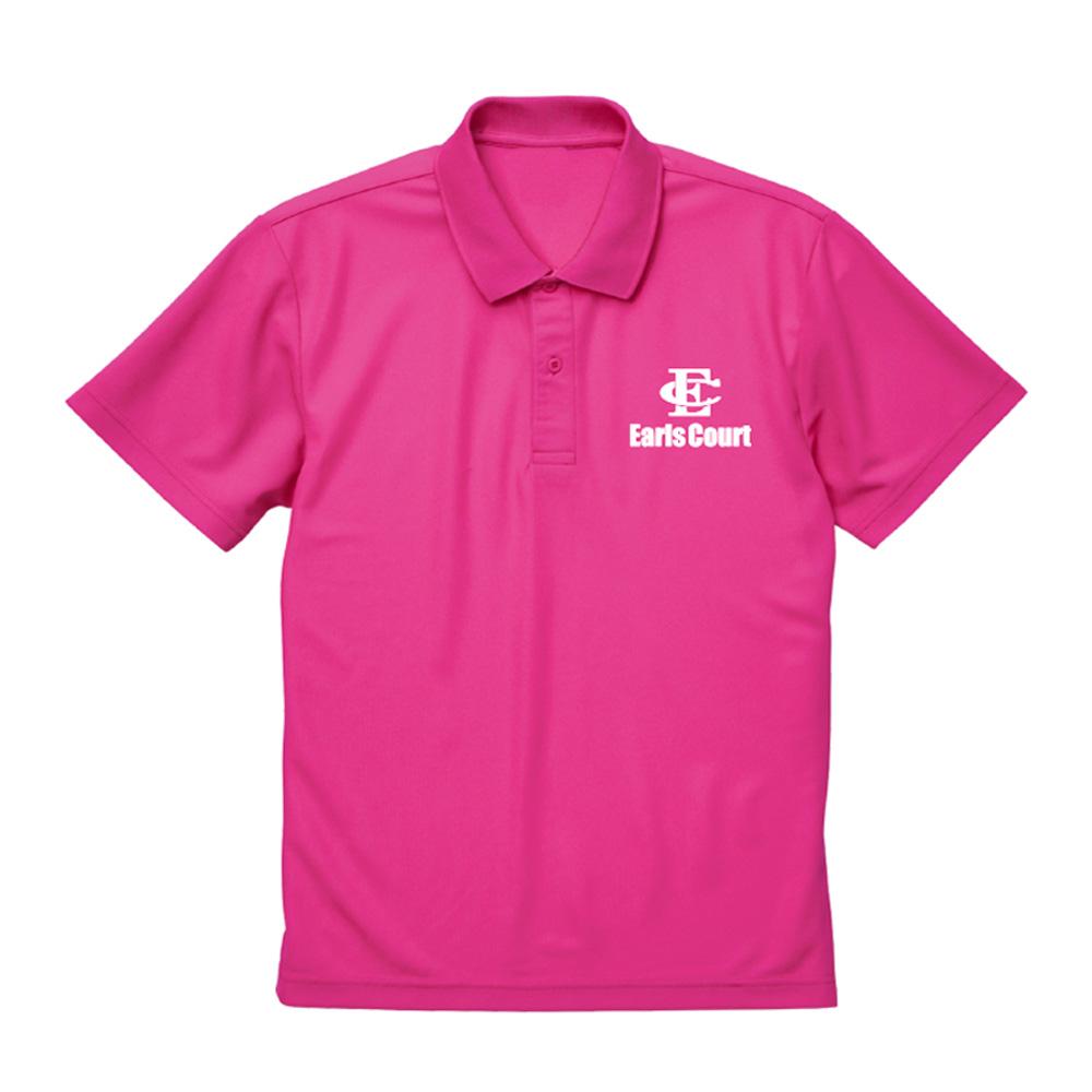 シンプルドライカノコポロシャツ【EARLSCOURT】アールズコートGENERATION EC-G013