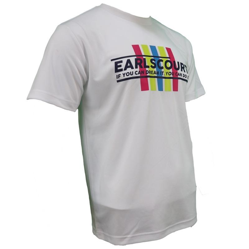 カラフルロゴプラTシャツJ【EARLSCOURT】アールズコート ECJ-S025