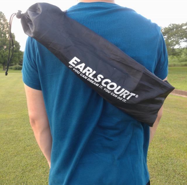 ラダー 5m【EARLSCOURT】アールズコート EC-A047 トレーニングにおすすめ