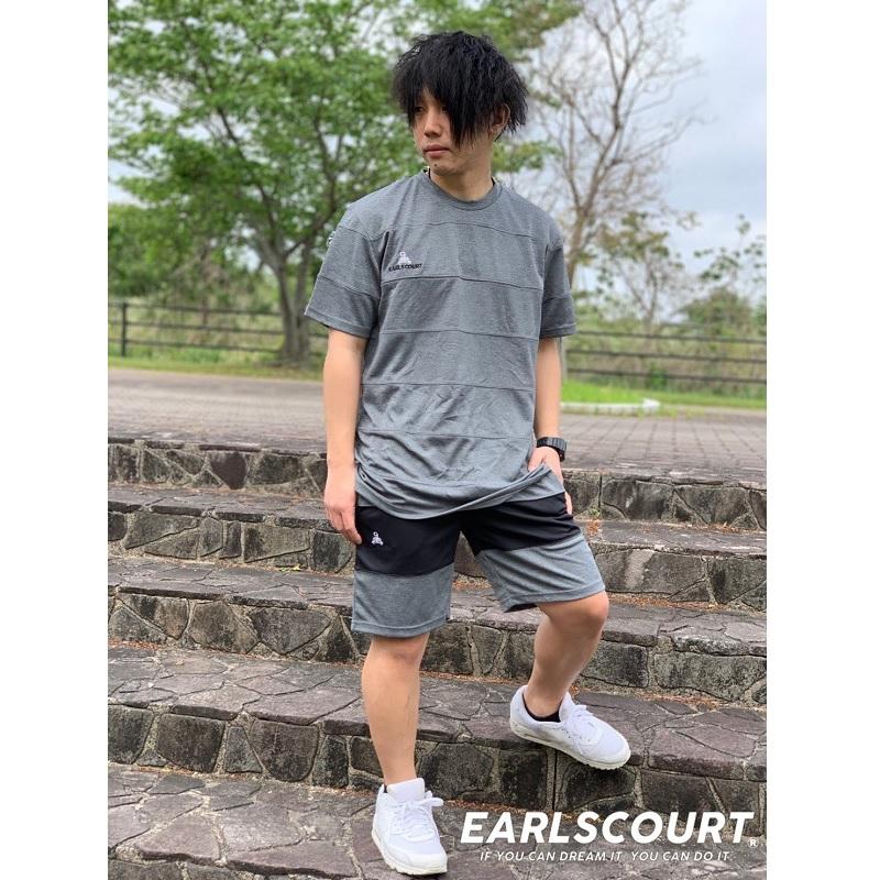 シンプルボーダー切替トップ【EARLSCOURT】アールズコート EC-S031