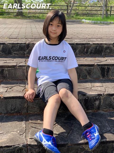 タイダイ柄サイド切替TRトップJ【EARLSCOURT】アールズコート ECJ-S032