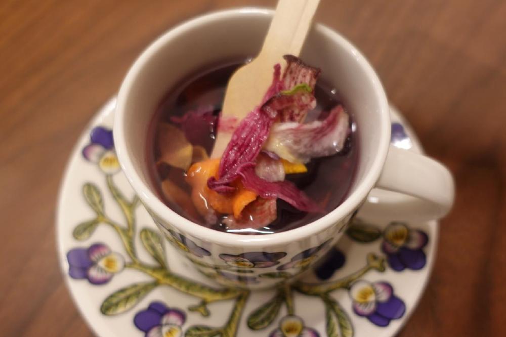 ドライベジタブル サラダ スープを飲んでみました!