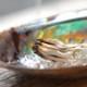 アバロンシェルとクリスタルさざれの浄化セット【ホワイトセージ・お香・キャンドルの受け皿に】