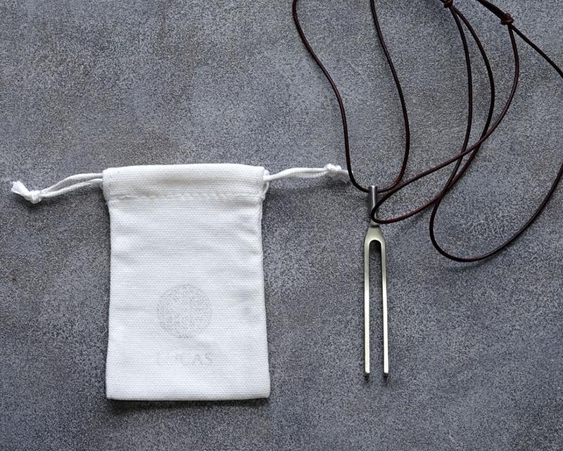 ヨガ・瞑想用 ミニチューナー [DNAの修復528Hz] 【日本製】