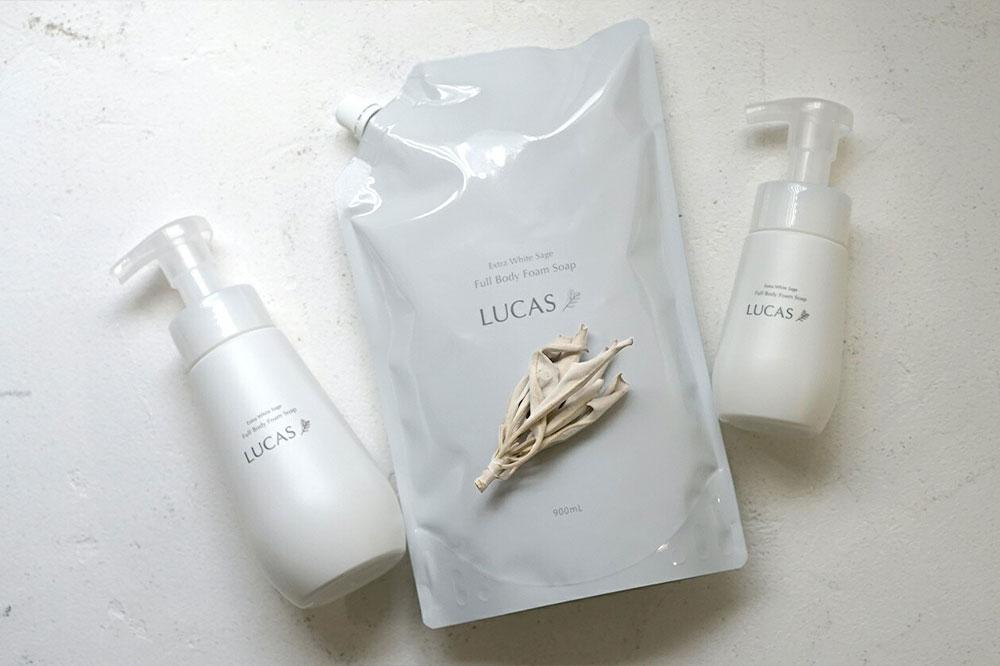 【新商品】Full Body Foam Soap