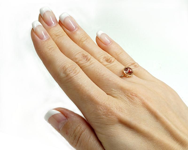 スーパーセブン K18リング・指輪 【自分らしさ・オリジナリティ】 LUCAS  - Chou [送料無料]