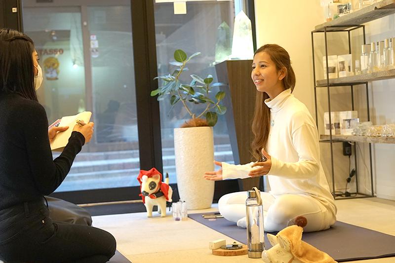 オンライン瞑想・浄化体験会を開催いたしました!