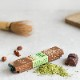 オーガニック ロー チョコレート(ヘーゼルナッツ&抹茶)40g|LOVE CHOCK(ラブチョック)