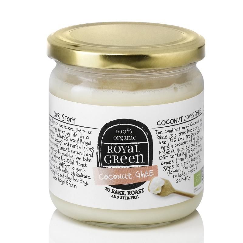 《アウトレット》オーガニックココナッツギー325ml|Royal Green