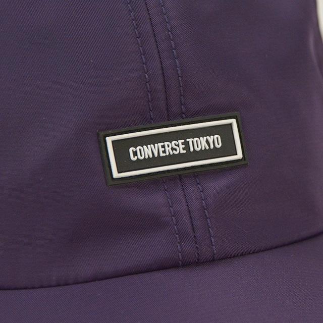 CONVERSE TOKYO  (コンバーストウキョウ) / シャイニーナイロンキャップ