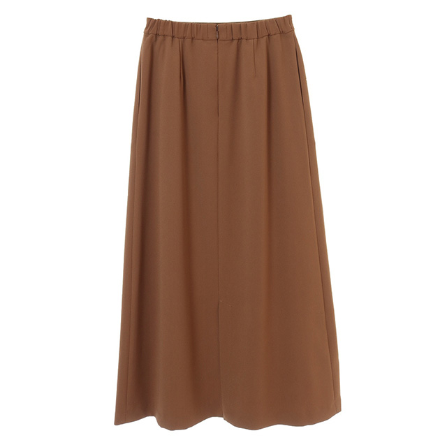 CLANE / クラネ HIDE PLEATS SKIRT