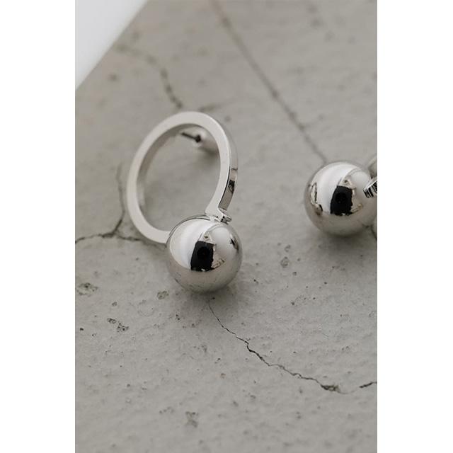RIM.ARK / リムアーク  Ring design pierce