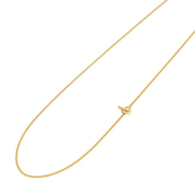 シンパシーオブソウル Classic Chain Necklace - Narrow K24YG