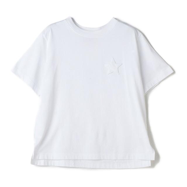 【CONVERSE TOKYO × MUVEIL】  ★刺繍テープTシャツ