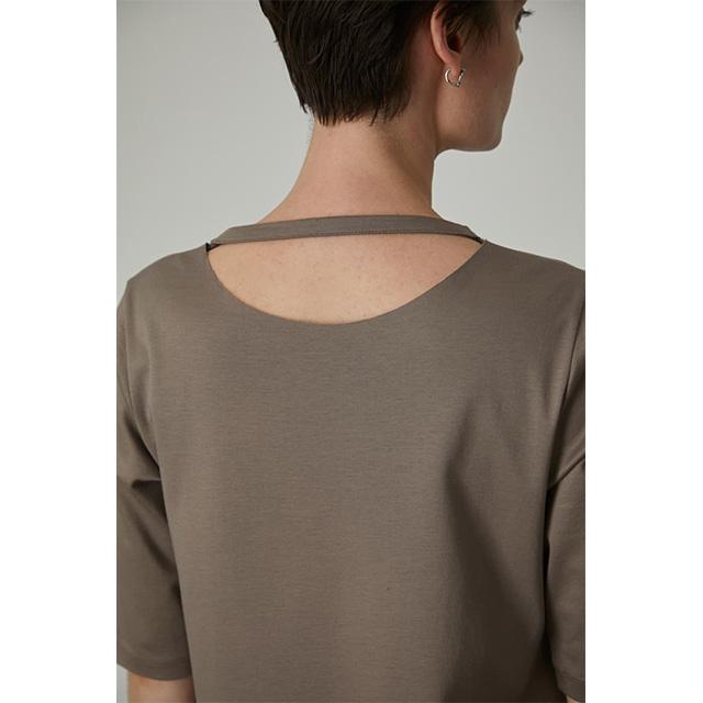 RIM.ARK / リムアーク  Back neck open cut OP