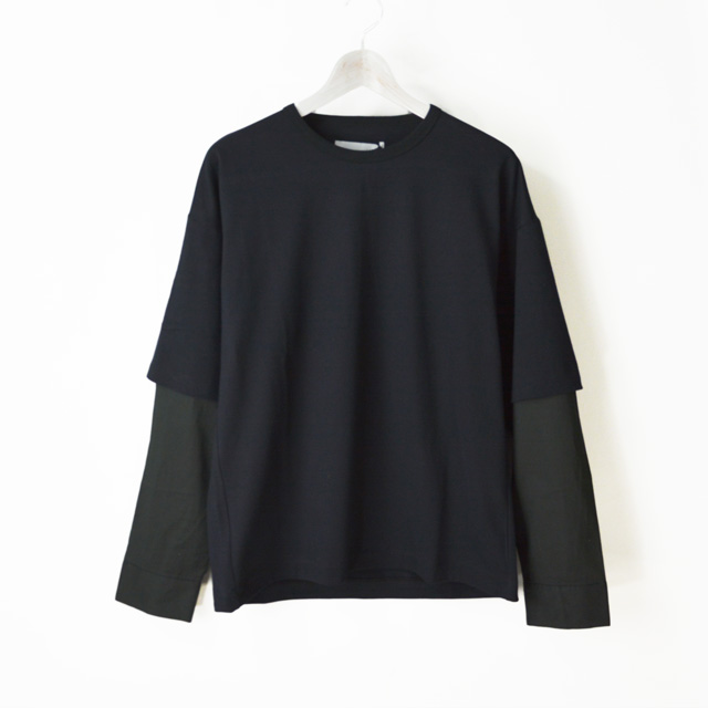 THEE シー  double sleeve t-shirt