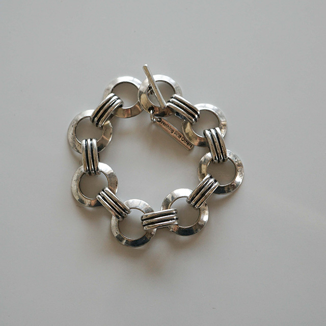 Nothing And Others / ナッシングアンドアザーズ Circle Line Bracelet