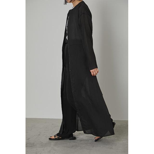 RIM.ARK / リムアーク  Sheer long gown