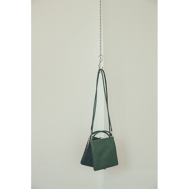 CLANE / クラネ FOREST SQUARE BAG