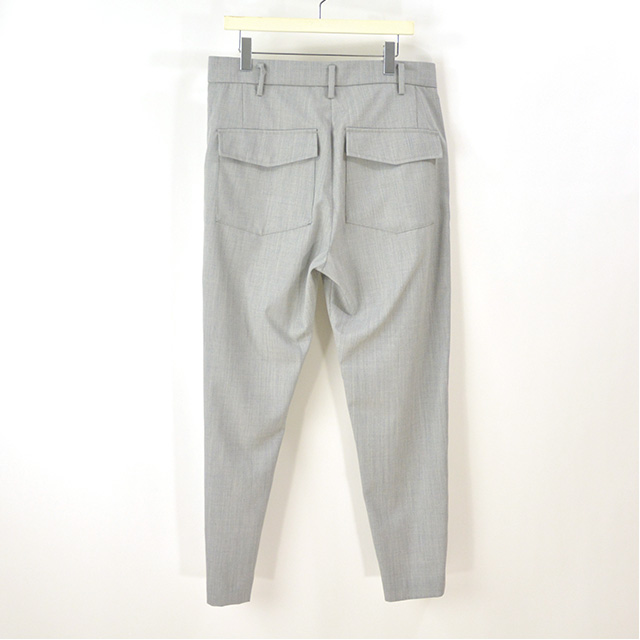 SISE シセ WIDE TAPERED PANTS
