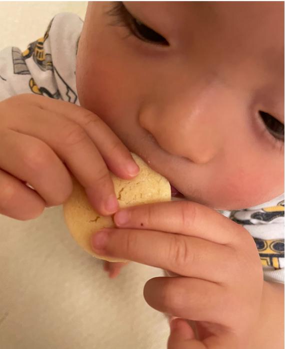 グルテンフリーの手作り米粉クッキー